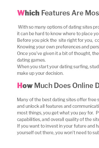 completely free online dating sites